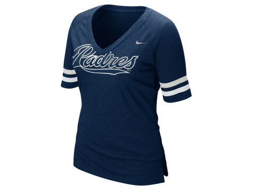 San Diego Padres Nike MLB Womens Fan T-Shirt