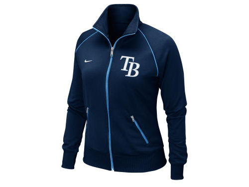 Tampa Bay Rays Nike MLB Womens Track Jacket 12