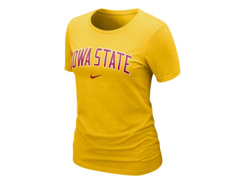 Iowa State Cyclones Nike NCAA Womens Arch T-Shirt