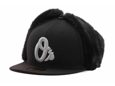 Baltimore Orioles MLB Dogchain 59FIFTY Hats
