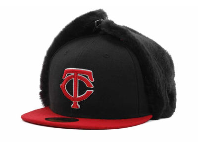 Minnesota Twins MLB Dogchain 59FIFTY Hats