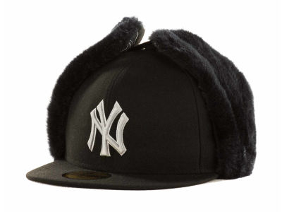 New York Yankees MLB Dogchain 59FIFTY Hats