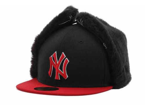 New York Yankees New Era MLB Dogchain 59FIFTY Hats