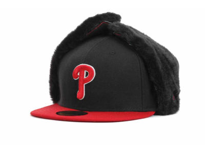 Philadelphia Phillies MLB Dogchain 59FIFTY Hats