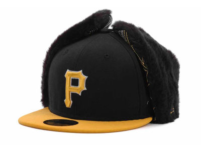 Pittsburgh Pirates MLB Dogchain 59FIFTY Hats