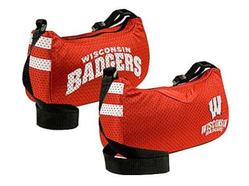 Wisconsin Badgers Jersey Purse