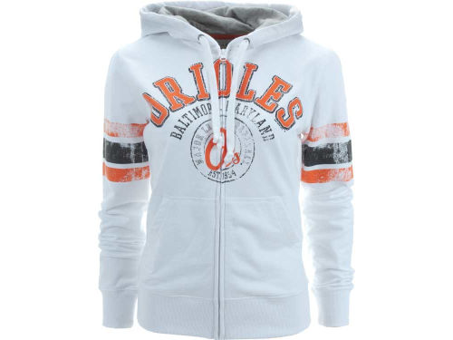 Baltimore Orioles GIII MLB Womens Full Out Hood