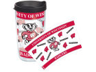 Wisconsin Badgers Tervis Tumbler 16oz Wrap Tumbler With Lid Gameday & Tailgate