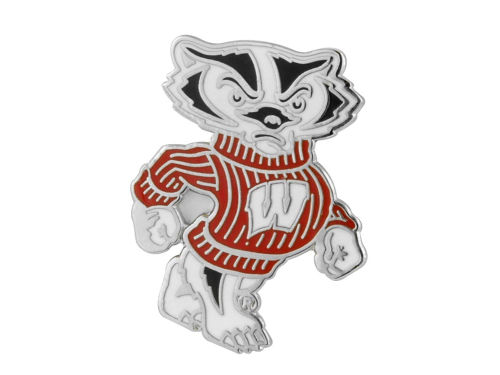 Wisconsin Badgers Mascot Pin Aminco