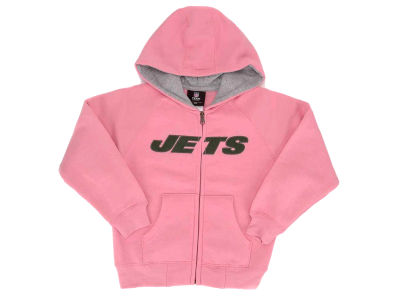 Outerstuff NFL Kids Girls Zip Hoodie