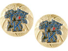 Kentucky Wildcats Sculpted Basketball Keychain Auto Accessories