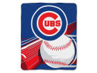 Chicago Cubs 50x60 Sherpa Throw Bed & Bath