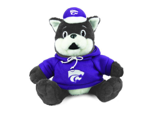 Kansas State Wildcats Willie the Wildcat 9in Plush Mascot