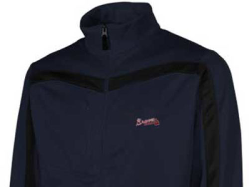 Atlanta Braves Antigua MLB Viper Jacket