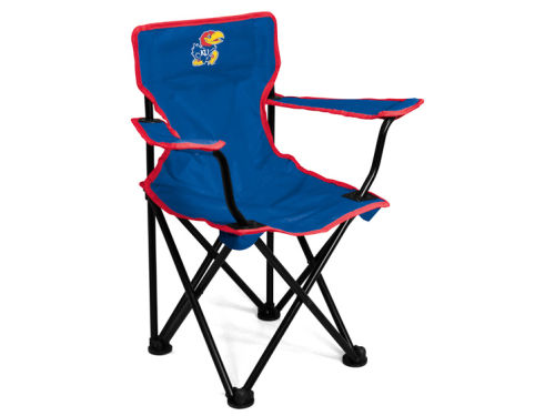 Kansas Jayhawks Logo Chair Toddler Chair
