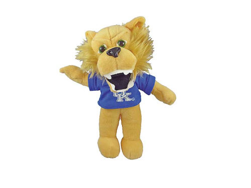 Kentucky Wildcats Mini Plush Mascot