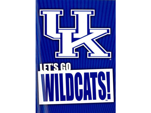 Kentucky Wildcats Musical Card-Fight Song