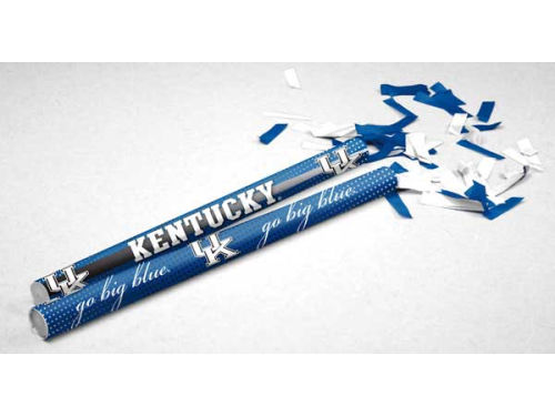 Kentucky Wildcats NCAA Fan Fetti