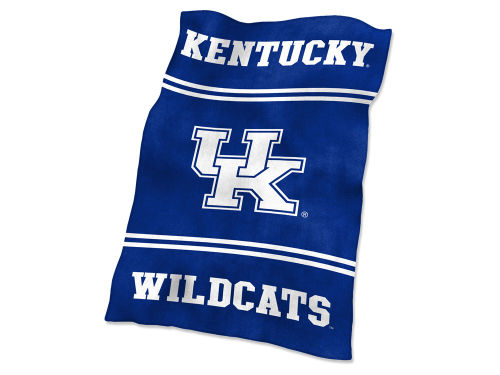 Kentucky Wildcats Logo Chair Ultrasoft Blanket