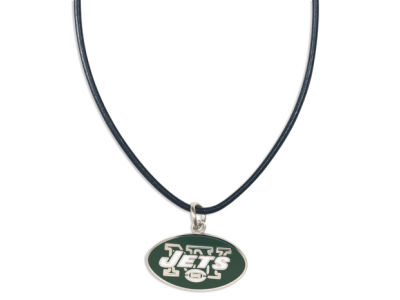 Wincraft Leather Necklace With Charm