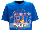 Kansas Jayhawks Blue 84 NCAA Youth Champ T-Shirt T-Shirts