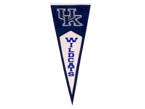Kentucky Wildcats Mini Traditions Pennant
