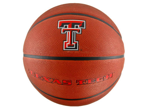 Texas Tech Red Raiders NCAA Two-Tone Basketball