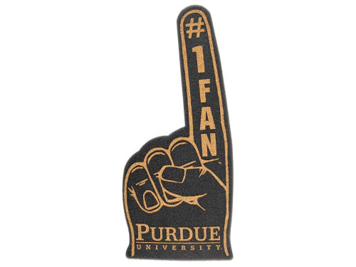 Purdue Boilermakers Rico Industries Foam Finger