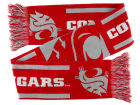 Washington State Cougars Forever Collectibles Team Stripe Scarf Knick Knacks