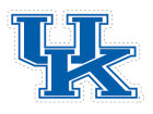 Kentucky Wildcats Wincraft 6.25x9 Die Cut Logo Magnet Pins, Magnets & Keychains