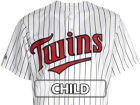 Minnesota Twins Kids MLB Replica Jersey 2012 Jerseys