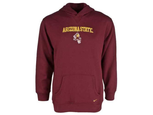 Arizona State Sun Devils Haddad Brands NCAA Youth Hoodie