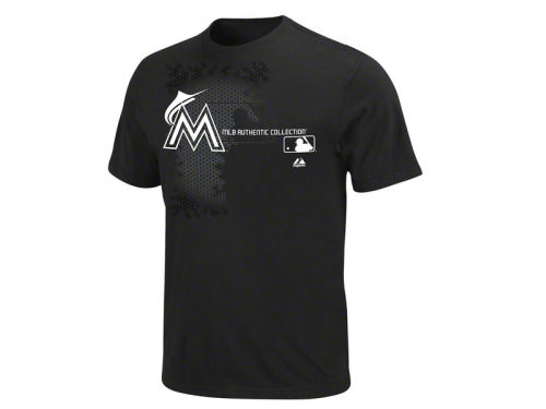 Miami Marlins MLB Kids AC Change Up Tee