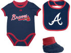 Atlanta Braves Diaper Set Newborn & Infant