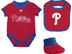 Philadelphia Phillies Diaper Set Newborn & Infant