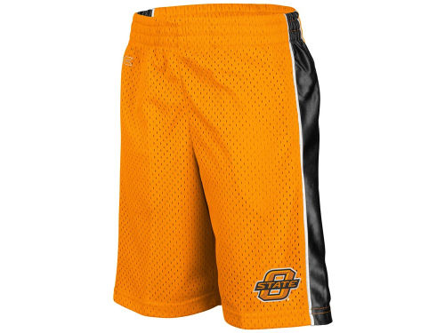 Oklahoma State Cowboys Colosseum NCAA Kids Vector Short