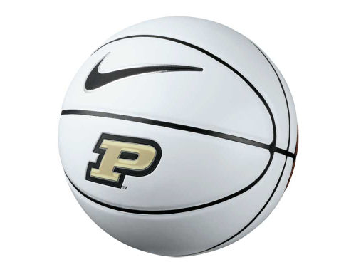 Purdue Boilermakers Autograph Basketball Nike