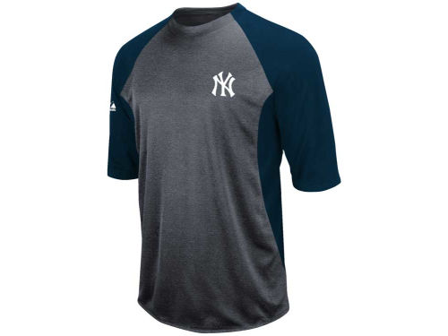 New York Yankees Majestic MLB TB Feather Weight Tech Fleece