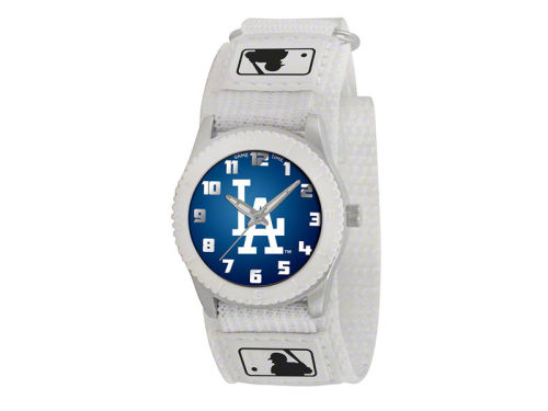 Los Angeles Dodgers Game Time Pro Rookie Kids Watch White
