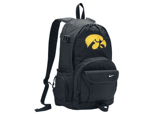Iowa Hawkeyes Nike Fund Fullfare Backpack