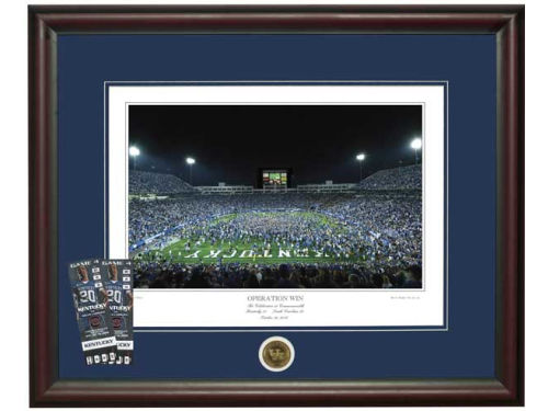 Kentucky Wildcats Operation Win Print