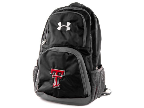 Texas Tech Red Raiders Under Armour PTH Victory Backpack