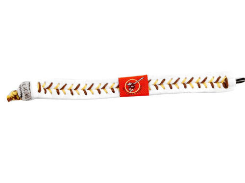 San Diego Padres Swinging Friar Game Wear Baseball Bracelet