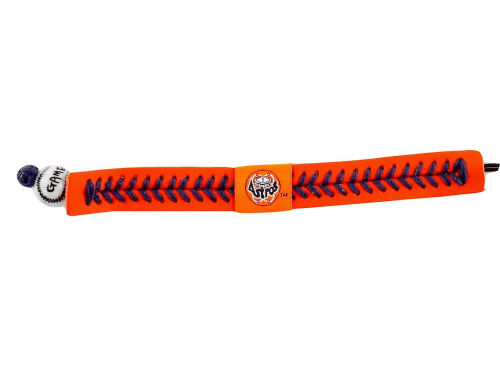 Houston Astros Game Wear Team Color Baseball Bracelet