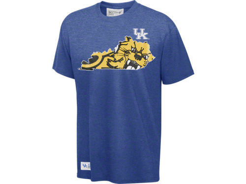 Kentucky Wildcats VF Licensed Sports Group NCAA Inner State T-Shirt