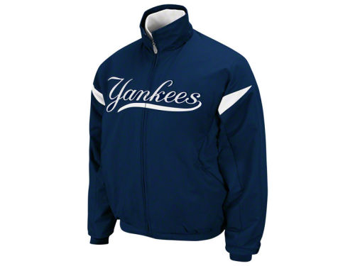 New York Yankees MLB Toddler Triple Peak Premier Jacket