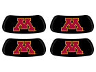 Minnesota Golden Gophers 2 Pair Eyeblack Sticker Gameday & Tailgate