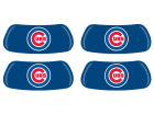 Chicago Cubs 2 Pair Eyeblack Sticker Gameday & Tailgate