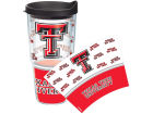 Texas Tech Red Raiders Tervis Tumbler 24oz Tumbler With Lid Kitchen & Bar