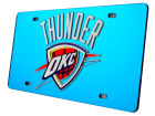 Oklahoma City Thunder Rico Industries Acrylic Laser Tag Auto Accessories